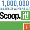 Scoop.it traguardo di 1 milione