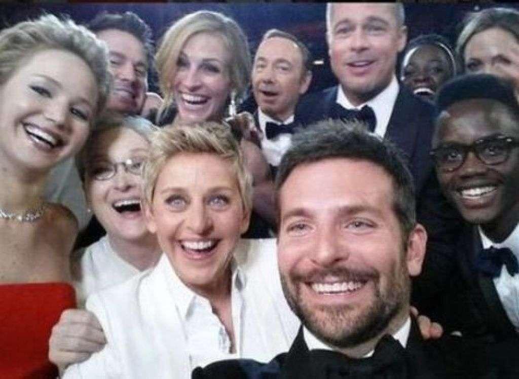selfie-record-Oscar-2014