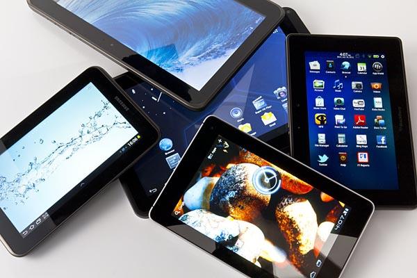 Vendite di tablet