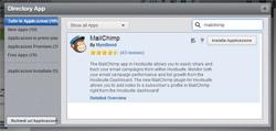 Hootsuite App Directory_Mailchimp
