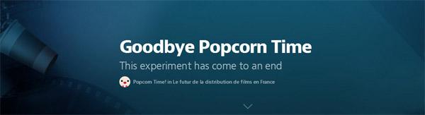 Popcorn Time servizio di streaming