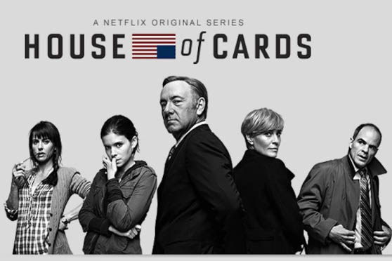 House Of Cards, serie tv
