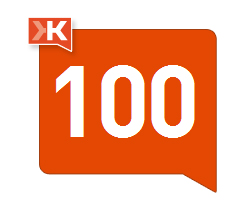 klout100