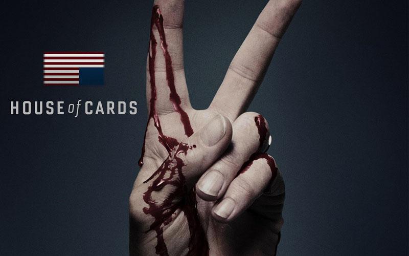 House of Cards la serie tv di Netflix