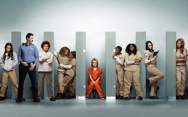 The Orange Is The New Black in streaming