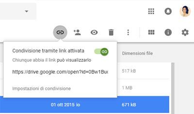 Drive_condivisione documenti