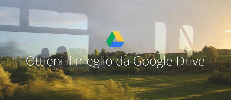 Nuova versione di Google Drive