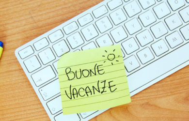 Gestire il blog in vacanza