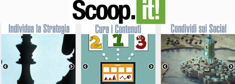 Scoop.it come funziona