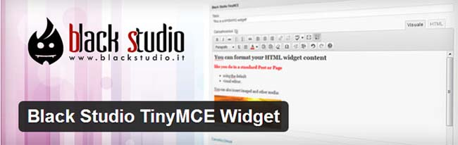 TinyMCE WordPress visual editor