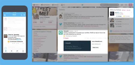 Twitter Advertising formati