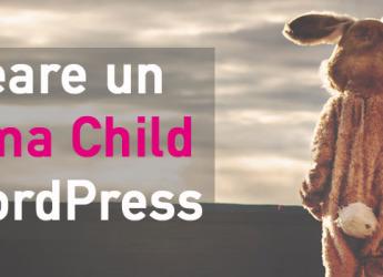 Creare un tema Child per WordPress