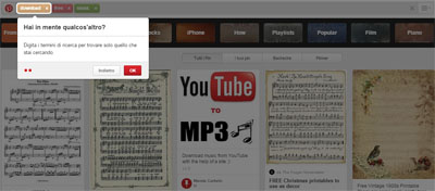 Pinterest categoria musica