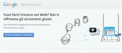 Come usare Google Webmaster tools