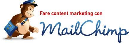 Content marketing Mailchimp