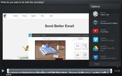 Come usare Screencast_publishing