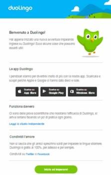 campagne email transazionali esempi_duolinguo