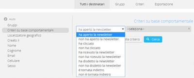 Newsletter2Go-automazioni