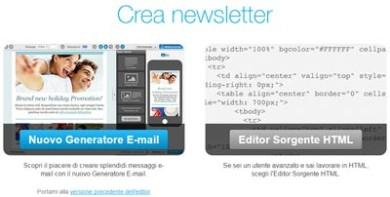 Getresponse opinione_crea newsletter