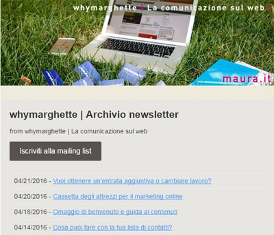Convertire i visitatori in lead_newsletter
