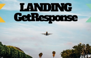 GetResponse Landing page e campagne Facebook