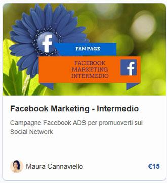 Corso Facebook Marketing-intermedio