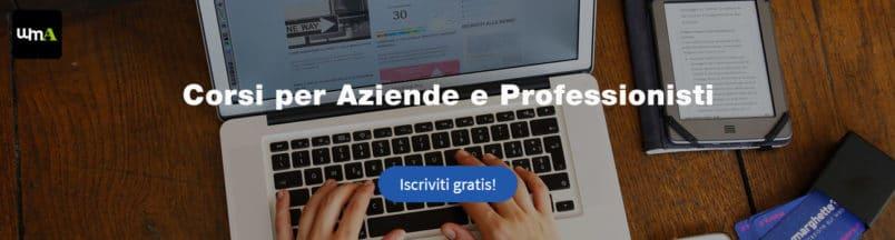 corsi online whymarghette Academy iscrizioni