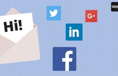 Integrare l'email marketing ai social