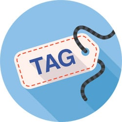 Struttura del blog_Tag
