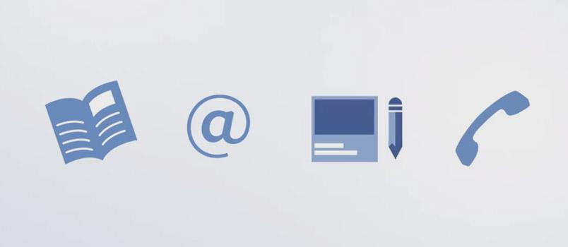 Acquisizione contatti con Facebook