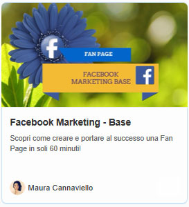 Facebook Marketing Base_corso online WMAcademy