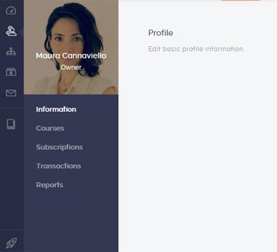 Teachable-profilo-utente