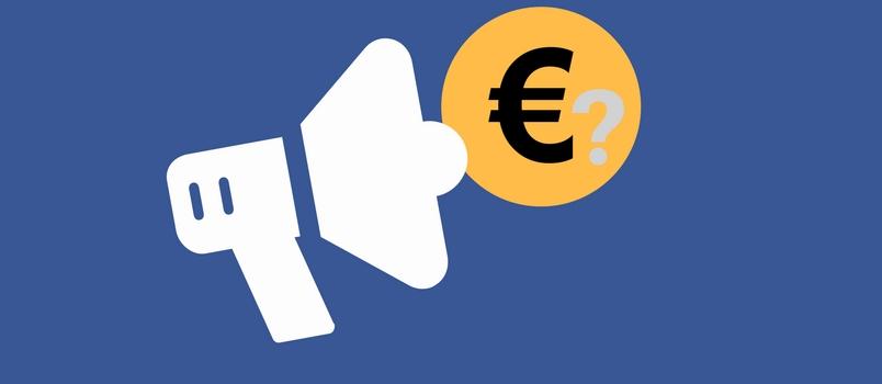 quanto spendere su facebook