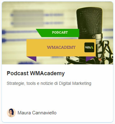 WMAcademy Podcast-banner