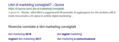 Quora-indicizzazione Google