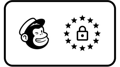 Mailchimp e Gdpr kit email e video
