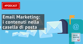 Email marketing e contenuti intervista