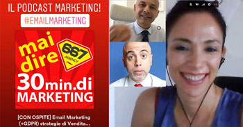 mai dire marketing email e