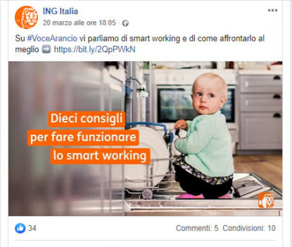 ING Italia video frame 1